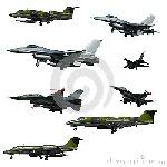 326862x150 - مجموعه تصاویر هواپیماهای جنگی HD